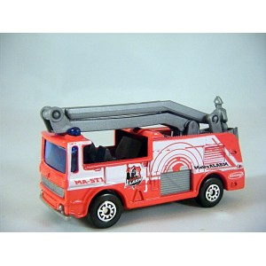 Matchbox Snorkel Fire Engine