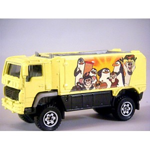 Matchbox Penguins Desert Thunder V12 Offroad Race Truck