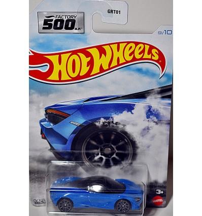 Hot Wheels - Factory 500 HP - McLaren 720S