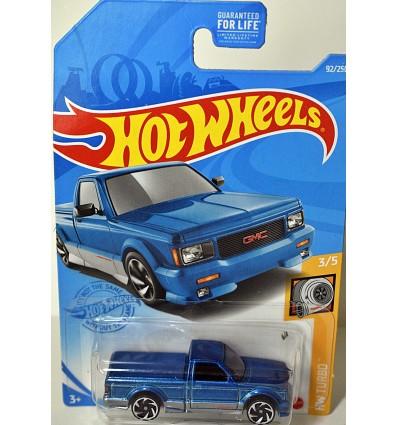 Hot Wheels - GMC Syclone Pickup Truck
