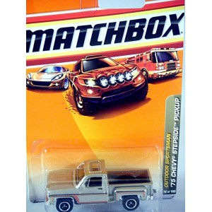 Matchbox 1975 Chevrolet Stepside Pickup Truck