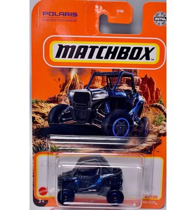 Matchbox - Polaris RZR