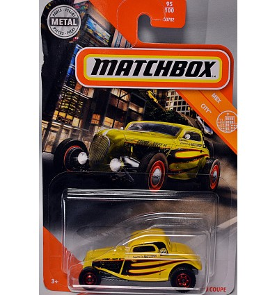 Matchbox 33 Ford Coupe Hot Rod