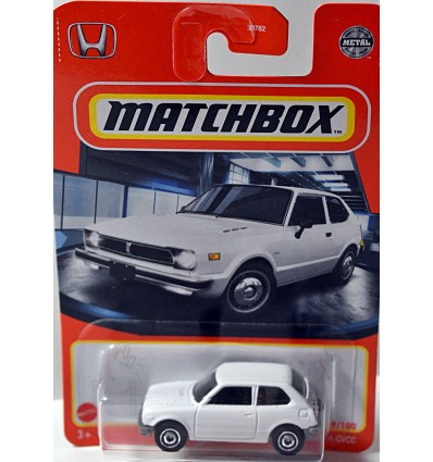 Matchbox 1976 Honda Civic