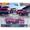 "Hot Wheels Car Culture - Team Transport - Mariposa Speed Shop 1968 Dodge Dart Swinger ""Swingin' Thing"" & Horizon Hauler"