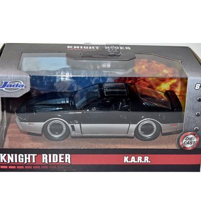 Jada Hollywood Rides - KARR Knight Rider Pontiac Firebird Trams Am