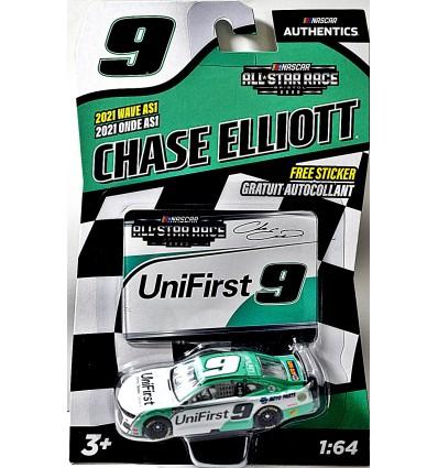 NASCAR Authentics Hendrick Motorsports - Chase Elliott UniFirst Chevrolet Camaro