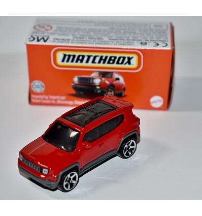 Matchbox Power Grabs - Jeep Renegade