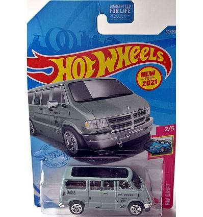 Hot Wheels - MOPAR - Dodge Van