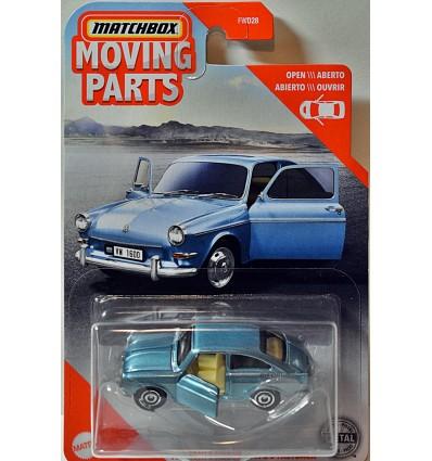 Matchbox - Volkswagen 1600 Squareback