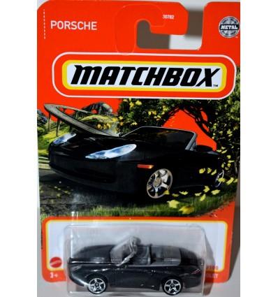 Matchbox - Porsche 911 Cabriolet