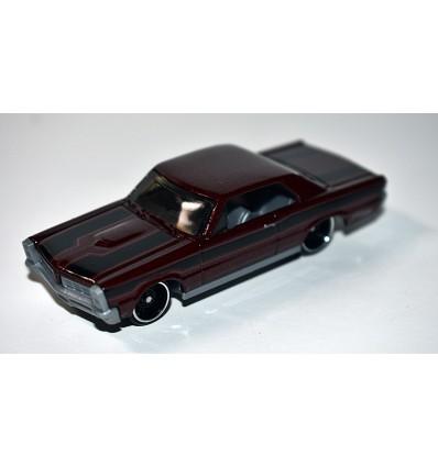 Hot Wheels - 1965 Pontiac GTO