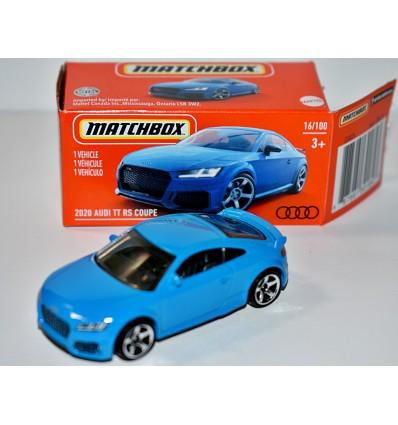 Matchbox Power Grabs - Audi TT RS