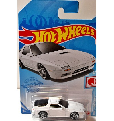 Hot Wheels -1989 Mazda Savannah RX-7 FC35