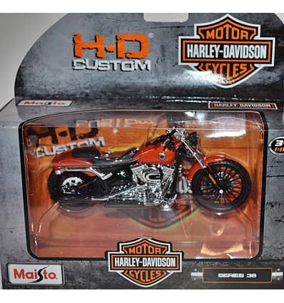 Maisto Harley Davidson Series 36 - 2016 Harley Breakout