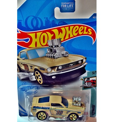 Hot Wheels - Ford Mustang Fastback - Tooned