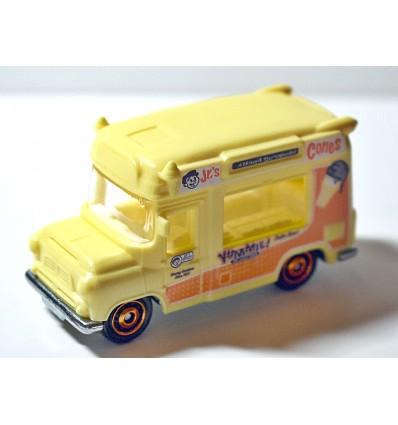 Matchbox - Yummie's Ice Cream Truck