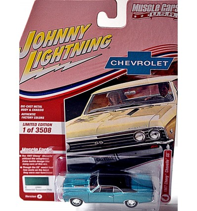 Johnny Lightning Muscle Cars USA - 1967 Chevrolet SS