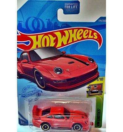 Hot Wheels - Porsche 993 GT2