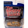 Greenlight Hollywood - Factory Error - The Brady Bunch - 1969 Plymouth Satellite Station Wagon