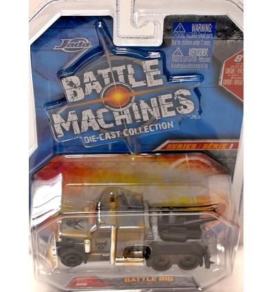 Jada Battle Machines - Battle Rig