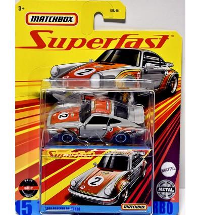 Matchbox Superfast 1980 Porsche 911 Turbo