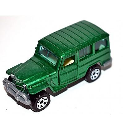 Matchbox - Jeep Willys Station Wagon