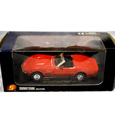 Sunnyside 1969 Chevrolet Corvette Stingray 427 Convertible