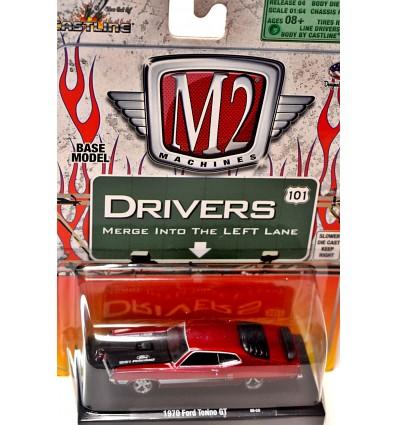 M2 Machnies Drivers - 1970 Ford Torino GT