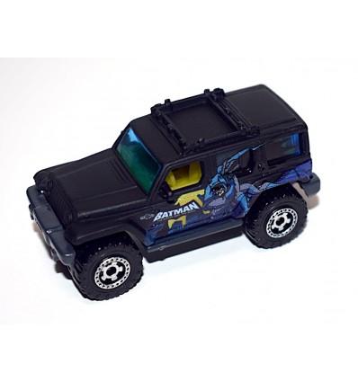 Matchbox Batman Jeep Rescue 4x4