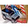 Hot Wheels Premium - Marvel Nick Fury Shield - Land Rover Defender 110 Hard Top