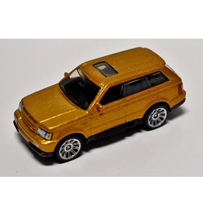 Matchbox Land Rover Sport