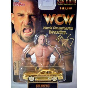 Racing Champions - WCW Wrestling 24K Series - 1997 Ford Mustang Cobra