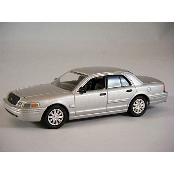 Greenlight Ford Crown Victoria Car Service Town