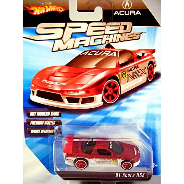 Hot Wheels Speed Machines Acura Nsx Global Diecast Direct