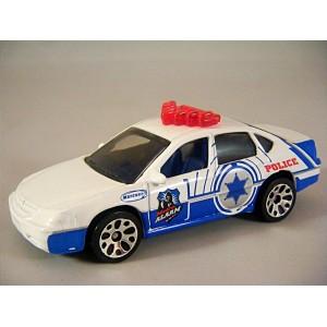 Matchbox Chevy Impala Police Patrol Car