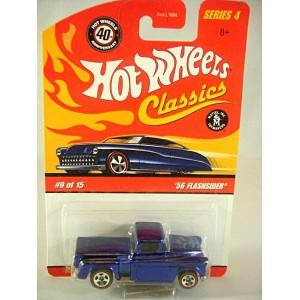 Hot Wheels Classics 1956 Chevrolet Flashsider Pickup Truck