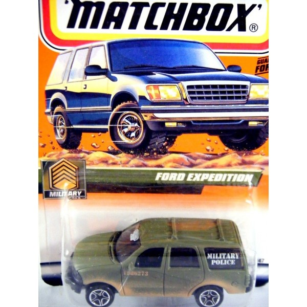 Matchbox Ford Explorer