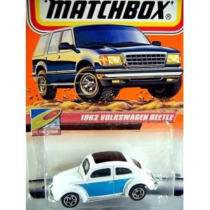 Matchbox 2000 Millennium Logo Chase Series VW Bug - Volkswagen Beetle