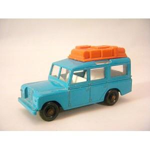 Matchbox Regular Wheels (12C-2) Safari Land Rover