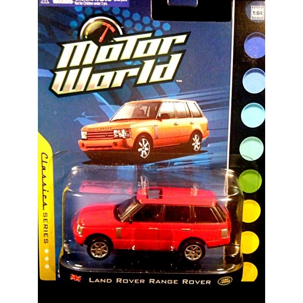 Land Rover Models >> Greenlight Motor World Land Rover Range Rover - Global ...