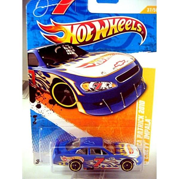 Hot Wheels Danica Patrick 2010 NASCAR Chevrolet Impala ...