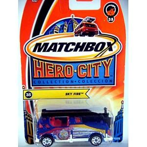 Matchbox Skyfire Fire Engine