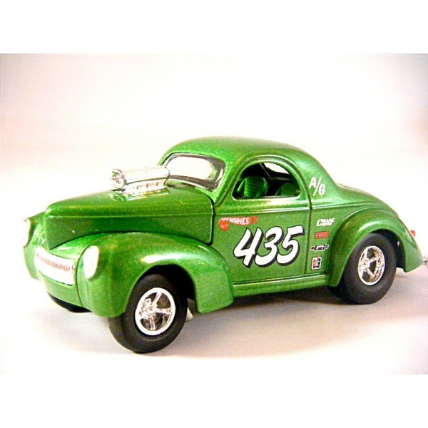 Hot Wheels 1941 Willys NHRA Gasser (1:43)
