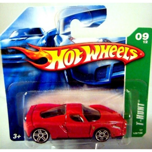 Hot Wheels Treasure Hunt Ferrari Enzo Global Diecast