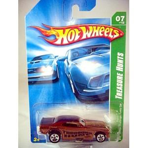 Hot Wheels Treasure Hunts Dodge Challenger NHRA Funny Car