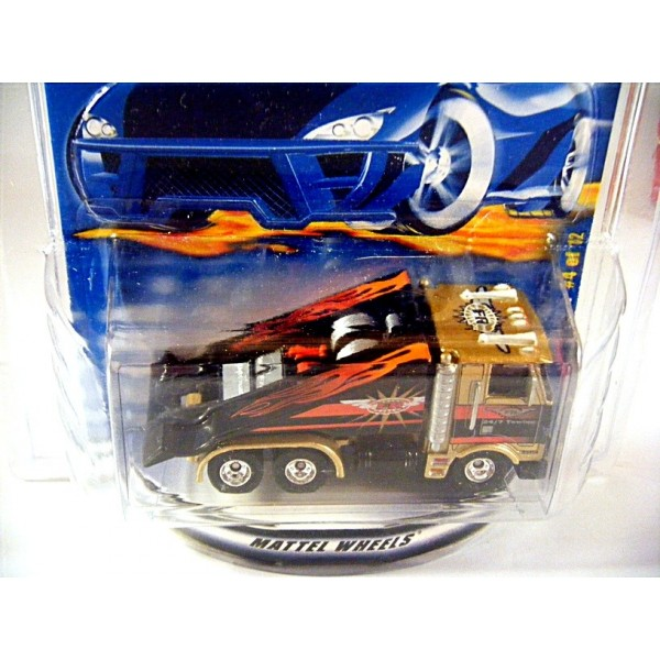 Hot Wheels Final Run Ramp Truck Flatbed Tow Truck Wrecker