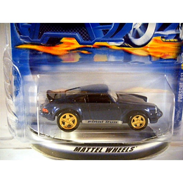 Hot Wheels Final Run Porsche 911 Coupe Global Diecast Direct