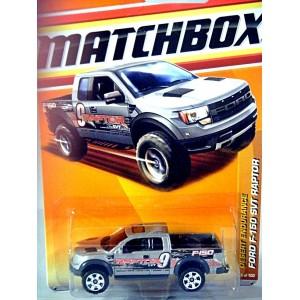 Matchbox Ford F-150 Raptor Off Road Race Truck - Global ...