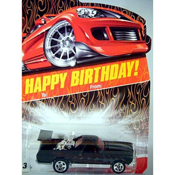 Hot Wheels Happy Birthday Series